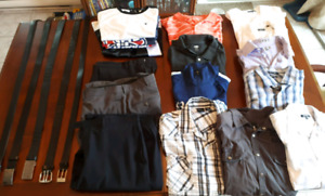 Lot vêtements homme XL