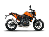 KTM 690 690cc Duke Naked 2017 UK Delivery Available