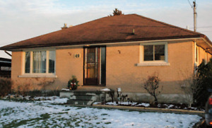 HOUSE FOR SALE desirable quiet North end Brockville