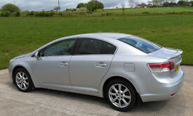 2009 Toyota Avensis TR D-4D