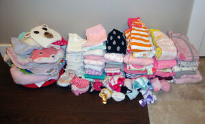 Newborn Girls Clothes and Accessories