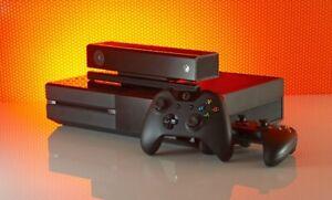 J'achete des Ensemble Xbox One avec Jeux et Accessoire