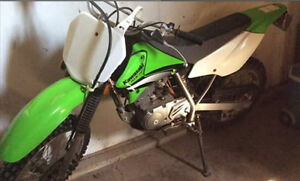 125 4 stroke Kawasaki mint for sale