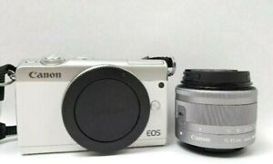 APPAREIL PHOTO SANS MIROIR CANON EOS M100+15-45MM IS STM 399.95$