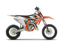 KTM SX 65 2021 MODEL MOTORCROSS BIKE NOW AVAILABLE TO ORDER AT CRAIGS MC