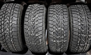 Winter tires 195/65r15 Like New! $280