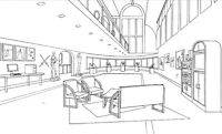 TONIGHT ! - INTERIOR DESIGN / ARCHITECTURE: PERSPECTIVE DRAWING