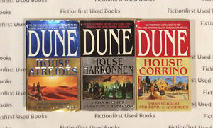 """Dune: Prelude to Dune"" by: Brain Herbert & Kevin J. Anderson"