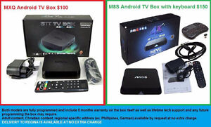 Fully Programmed Android Boxes LOCAL SELLER Regina Regina Area image 2