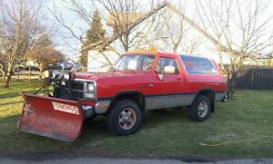 1991 Dodge RAMCHARGER Limited Edition CLASSIC SUV (REDUCED)