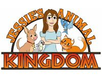 Jessie's Animal Kingdom - Dog Walking, House visits for pets and more
