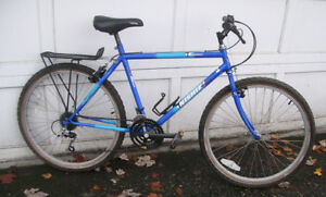 "NISHIKI ""EXPEDITION"", 21 SPEED COMMUTER (BLUE)"
