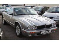 Jaguar XJ XJ8 3.2 SPORT (silver) 2001