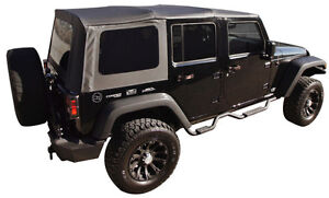 2014 BRAND NEW JEEP SOFTTOP 4DR