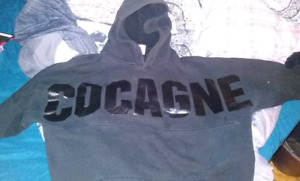 Crooks and castles hoodie