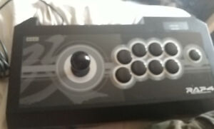Hori rap 4 fight stick 115 firm no lowballs