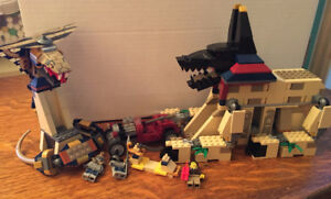 Assorted Lego Sets – Lego Movie, TMNT, Pharaoh's Quest