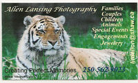 Photographer for hire