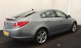 VAUXHALL INSIGNIA 1.6 CDTI SRI  2.0 CDTI VX-LINE 1.4  ELITE FROM £25 PER WEEK.