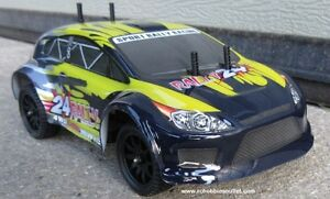 New RC Rally Car 1/24 Scale Electric 2.4G RTR