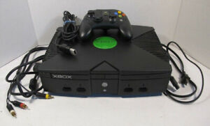 Selling a moded original xbox