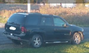 2003 Chevrolet Trailblazer LT SUV, 4x4