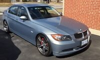 335I sport package, premium package, top of the line 3 series