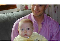 Fathers Yoga with Babies Classes