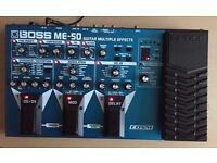 Boss ME-50 Spares or repairs