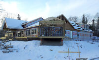 Fine Lines Construction ~ Home Builder ~ Additions ~ Renovations