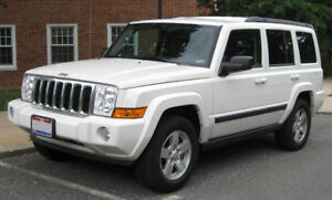 STILL LOOKING TO BUY JEEP COMMANDER