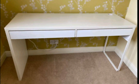 Ikea dressing table or desk. Good condition. Delivery available ext