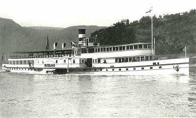 Preußisch-Rheinische Dampfschiffahrts-Gesellschaft Köln Aktie 1928 KD Schiffahrt