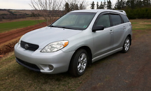2005 Toyota matrix TRD great shape two sets of tires.