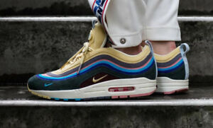 DS Sean Wotherspoon Air Max 1/97, Size 9.5