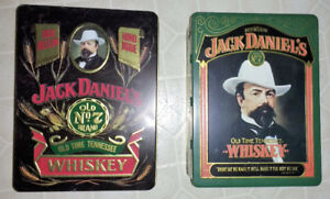 Jack Daniel's Whiskey CollectibleTins