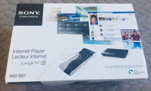 Sony internet player NSZ-GS7 for $75