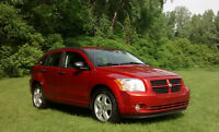 DODGE CALIBER SXT 2008 AUT (S.V.P. LIRE DESCRIPTION)