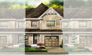 Pre-Construction  3 Bed+3 Bath Townhome near St. Catherine