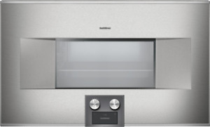 BS484611 Gaggenau Combination Steam Oven Discounted clearance