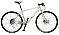 Dynamic Chainless Road Bicycle