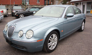 JAGUAR S-TYPE FULL OPTION***great shape and only 94,500km