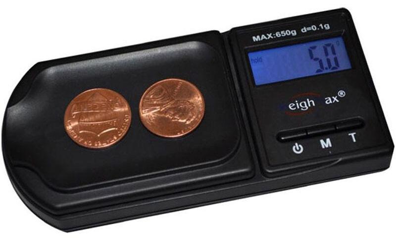 Weighmax 650g digital mini jewellery Pocket scale DX650
