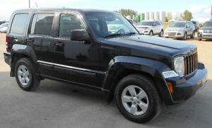 *2012 Jeep Liberty Sport, $145 BiWkly,PST Exempt, Clean CarProof