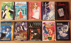 Manga Series Starters!