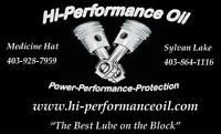 Hi Performance Oil Medicine Hat Amsoil T-1 Certified