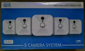 Blink 5 camera smart home security system