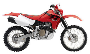 Looking for Blue Plated XR650R