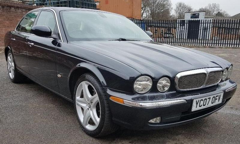 Marvelous 2007 Jaguar XJ 2.7 TD Executive 4dr
