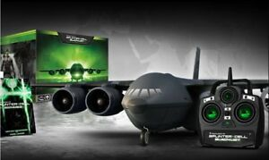 Avion téléguidé Splinter Cell Blacklist NEUVE